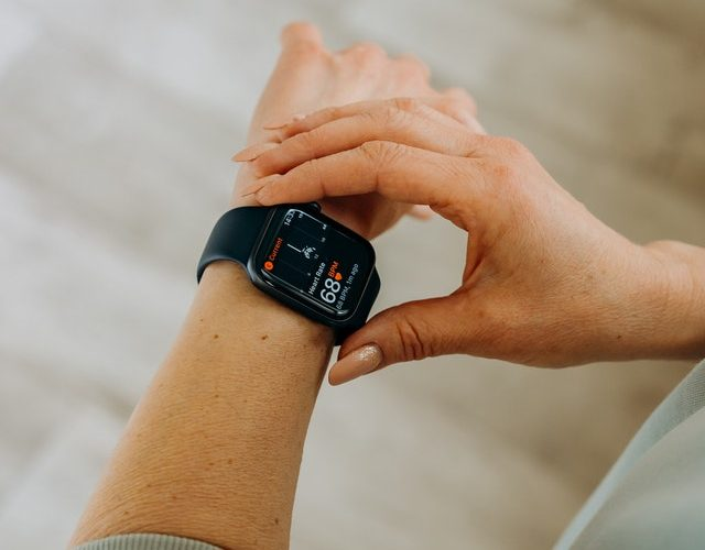 Smartwatch herre